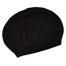 """""""As Is"""" Antthony """"Metallic Stars"""" Beret Hat"""