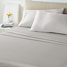 """""""As Is"""" august & leo 100% Modal 400 Thread Count 4-piece Sheet Set"""