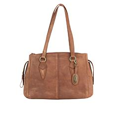 """""""As Is"""" Born® Renza Leather Satchel"""