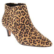 """""""As Is"""" Collection by Clarks Linvale Sea Leather or Suede Bootie"""