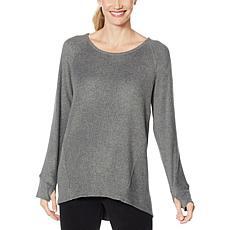 """""""As Is"""" Comfort Code Long-Sleeve Fleece Top"""