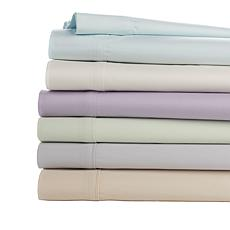 """As Is"" Concierge Collection 4-piece 300 Thread Count Cotton Blend ..."