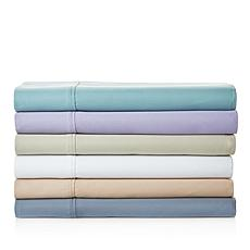 """""""As Is"""" Concierge Collection 500 Thread Count """"Bedtite"""" 4-piece She..."""