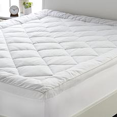 """As Is"" Concierge Collection Soft & Cool Mattress Topper"