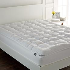 """As Is"" Concierge Collection SuperLoft™ EZ Zip Mattress Topper"