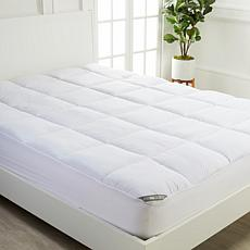 """As Is"" Concierge Collection Waterproof Mattress Pad"