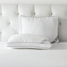 """As Is"" Concierge Pure Assure 2-pack Down Alternative Standard Pillows"