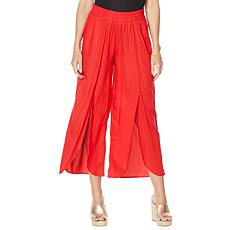 """As Is"" Curations Tulip Hem Crop Pant"