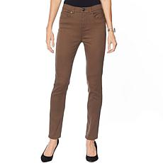 """As Is"" DG2 by Diane Gilman Virtual Stretch Skinny Jean"