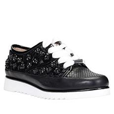 """As Is"" Donald J. Pliner Flipp Embellished Sneaker"