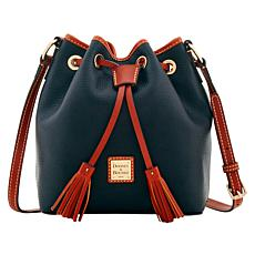 """""""As Is"""" Dooney & Bourke Kendall Pebbled Leather Crossbody"""