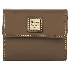 """""""As Is"""" Dooney & Bourke Leather Beacon Flap Wallet"""