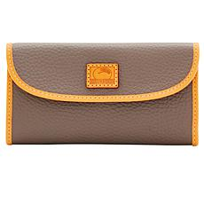"""""""As Is"""" Dooney & Bourke Patterson Continental Leather Clutch"""