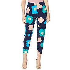 """""""As Is"""" G by Giuliana Flat Front Tie-Waist Jogger Pant"""