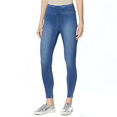 """As Is"" G by Giuliana G-Soft Denim Jegging"