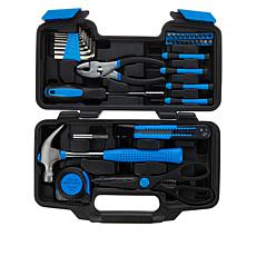 """As Is"" Improvements 39-piece Tool Set with Carrying Case"