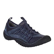"""""""As Is"""" JBU by Jambu Eva Water-Ready Athletic Step-In Sneaker"""