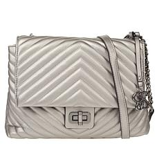 """""""As Is"""" Jessica Simpson Bobbi Quilted Shoulder Bag"""