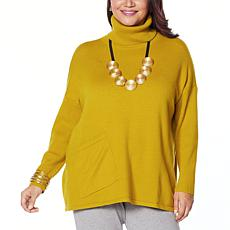 """As Is"" MarlaWynne Comfy Everywhere Sweater"