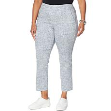 """""""As Is"""" MarlaWynne FLATTERfit Pant with Pockets"""