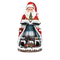 """As Is"" Mr. Christmas Musical Figurine"