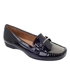 Naturalizer Black Loafer   HSN