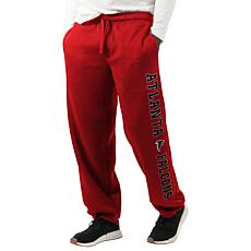 """""""As Is"""" Officially Licensed NFL Game Time Sweatpant by Glll - Falcons"""