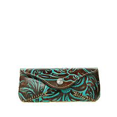 """As Is"" Patricia Nash Ardenza Leather Sunglass Case"