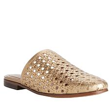 """""""As Is"""" Patricia Nash Flavia Perforated Leather Slide"""