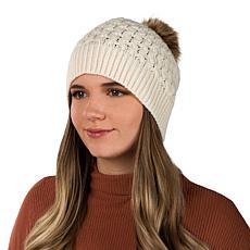 """""""As Is"""" Patricia Nash Knit Beanie"""