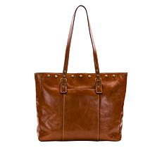 """""""As Is"""" Patricia Nash Solero Leather Tote"""