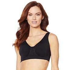 """""""As Is"""" Rhonda Shear 2-pack Ahh Bra with Underwire"""