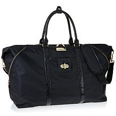 """As Is"" Samantha Brown Expandable Duffle"