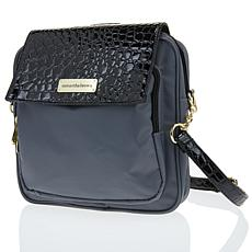 """As Is"" Samantha Brown RFID Crossbody Bag"