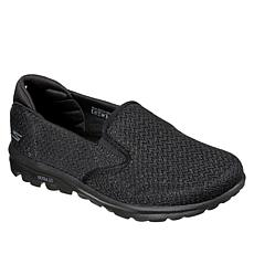 """As Is"" Skechers GOwalk Classic Shining Slip-On Sneaker"