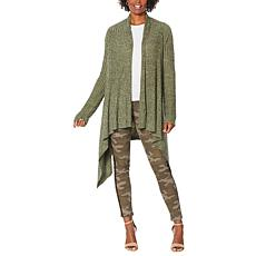 """As Is"" Skinnygirl Dream Mouj Waterfall Cardigan"