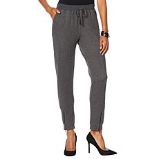 """As Is"" Skinnygirl Sierra French Terry Jogger Pant"