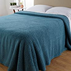 """""""As Is"""" Soft & Cozy Cloud Comfort Plush Blanket - King"""