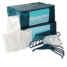 """""""As Is"""" StoreSmith 18-piece Compression Bag Set"""