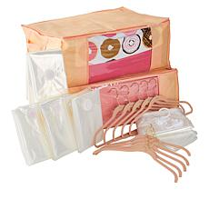 """As Is"" StoreSmith 18-piece Compression Bag Set"