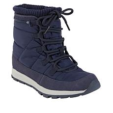 """As Is"" Tony Little Cheeks® Water-Repellent Hiker Boot"