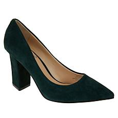"""As Is"" Vince Camuto Candera Suede Pump"