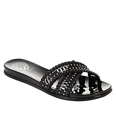 """""""As Is"""" Vince Camuto Erindra X-Band Jelly Slide Sandal"""