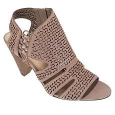 """""""As Is"""" Vince Camuto Esten Perforated Leather Sandal"""