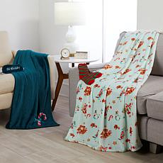 """""""As Is"""" Warm & Cozy 4-piece Holiday Gift Set"""