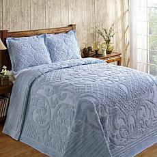 Ashton 100% Cotton Tufted Chenille Bedspread - King