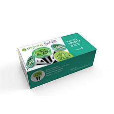 Aspara KSS0001 8-capsule Seed Kit - Salad Special