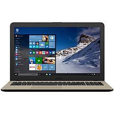 "ASUS 15.6"" Intel Celeron 4GB RAM, 500GB HDD Laptop"