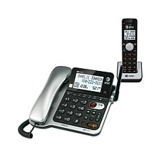 AT&T DECT 6.0 Corded/Cordless 2-Phone System