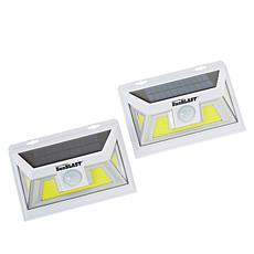 Atomic Beam™ 2-pack SunBlast® Plus Solar-Powered Motion Sensor